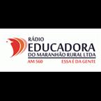 Rádio Educadora do Maranhão 560 AM Brazil, São Luis