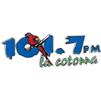 Radio La Cotorra 101.7 FM Mexico, Ciudad Victoria