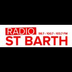Radio St-Barth 100.7 FM Guadeloupe, Capesterre-Belle-Eau