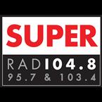 Super FM 104.8 104.8 FM Cyprus, Nicosia