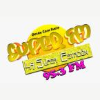 Super FM 95.3 FM El Salvador, San Francisco Menéndez