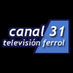 Television Ferrol canal 31 Spain, Ferrol