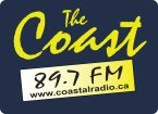 The Coast 89.7 CKOA-FM 89.7 FM Canada, Sydney