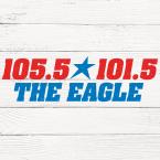 105.5 The Eagle 101.5 FM United States of America, Oakley