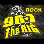 The Rig 96.7 FM Canada, Whitecourt