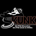 The Skunk FM 92.7 FM USA, Mendocino