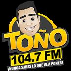 Toño 104.7 FM Mexico, Cananea