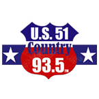 U.S. 51 Country 93.5 FM USA, Memphis