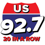 US 92.7 92.7 FM United States of America, Taylorville