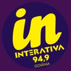 Rádio Interativa FM 94.9 FM Brazil, Goiânia