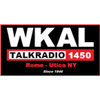 WKAL 1450 AM United States of America, Rome