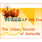 WRES-LP 100.7 FM United States of America, Asheville