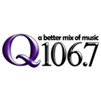 Q106.7 106.7 FM USA, Twin Falls (Sun Valley)