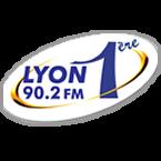 Lyon 1ère 90.2 FM France, Lyon