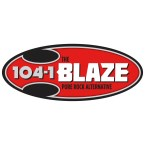 104-1 The Blaze 104.1 FM USA, Lincoln