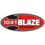 104-1 The Blaze 104.1 FM USA, Lincoln