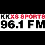 XS Sports 96.1 96.1 FM United States of America, Redding