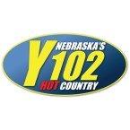 Y-102 - KRNY 102.3 FM USA, Grand Island-Kearney
