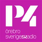 P4 Örebro 102.8 FM Sweden, Örebro