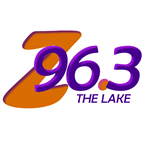 Best Hits, Best Variety - Z-96.3 The Lake 96.3 FM United States of America, Cawker City