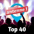 Hitradio antenne 1 Top 40 Germany, Stuttgart