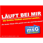 berlins Beatradio msG   Mein Vielfalt-mix. Germany