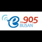 e-FM 90.5 부산 90.5 FM South Korea, Busan