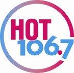 Hot 106.7 Nashville 106.7 FM United States of America, Nashville