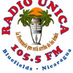 la unica 105.5 Nicaragua, Bluefields