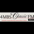 4MBS Classic FM 103.7 FM Australia, Brisbane