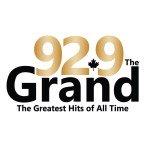 92.9 The Grand 92.9 FM Canada, Hamilton