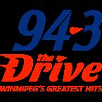 94.3 The Drive 94.3 FM Canada, Winnipeg