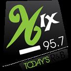 96 Kix 95.7 FM USA, Henderson