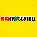 Big Froggy 101 101.1 FM USA, State College