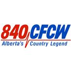 CFCW 840 AM Canada, Camrose