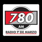 Radio 1º de Marzo 780 AM Paraguay, Asunción