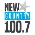New Country 100.7 100.7 FM Canada, Penticton