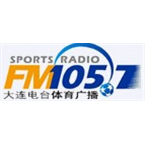 Dalian Sports & Leisure Radio 105.7 FM China, Liaoning