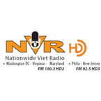 Nationwide Viet Radio 100.3 FM USA, Washington