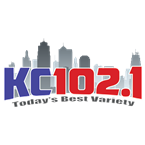 KC 102.1 FM 102.1 FM USA, Kansas City
