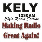 KELY 1230AM Ely - Nevada Talk Network 1230 AM United States of America, Ely
