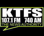 KTFS 740 AM USA, Texarkana