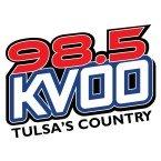 KVOO 98.5 FM USA, Tulsa