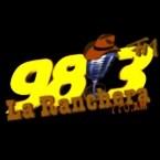 La Ranchera de Apatzigán 98.3 FM Mexico, Apatzingan de la Constitucion
