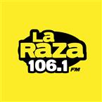 La Raza 106.1 FM 106.1 FM USA, Charlotte