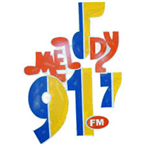 Melody 91.7 FM Dominican Republic