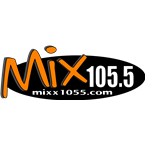 Mixx 105.5 105.5 FM United States of America, Knoxville