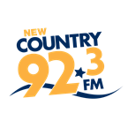 New Country 92-3 92.3 FM Canada, Fredericton
