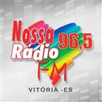 Nossa Rádio Vitória 96.5 FM Brazil, Vitória