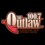 Outlaw 100.7 100.7 FM USA, Clarksville